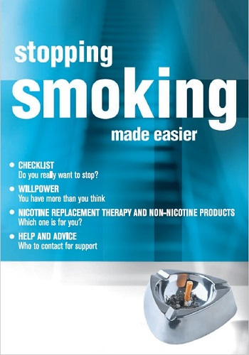 STOPPING SMOKING MADE EASIER (Oct 19)