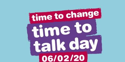 Time to Talk Day 6 February 2020