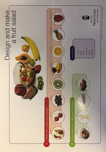 DESIGN AND MAKE A FRUIT SALAD (A2)