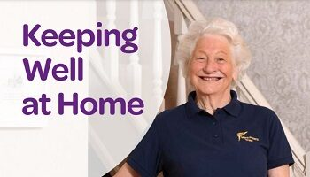 *NEW BOOKLET* Keeping Well at Home
