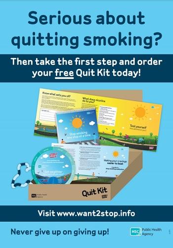 Quit Kit Poster
